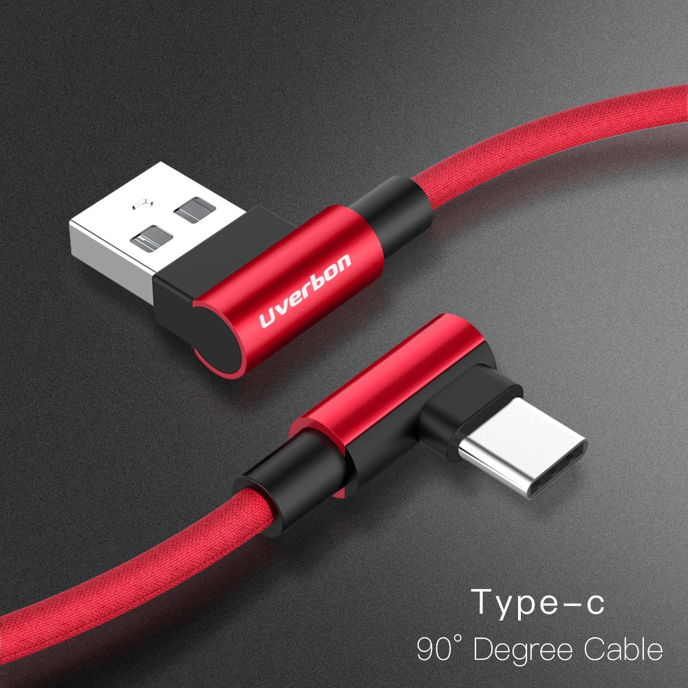 Type C Cable USB 3.0 to USB C 3.1 Fast Charger Data Cable Fr Samsung S9 S8 Note8
